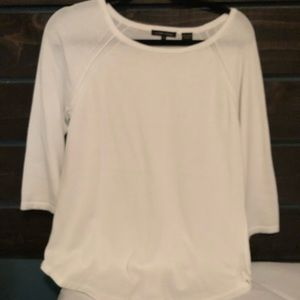 3/4 sleeve lightweight sweater great for summer